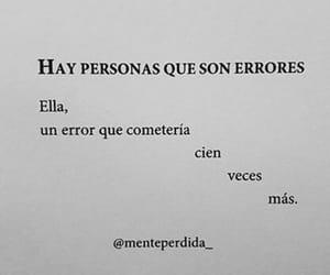 amor, Ella, and error image