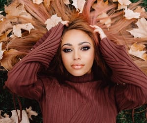 autumn, brown, and riverdale image