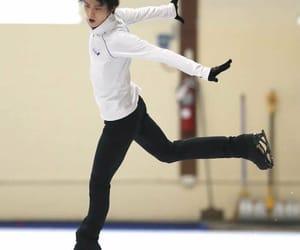 athlete, king, and figure skating image