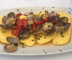 clams, food, and italy image