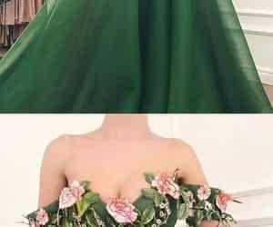 dress, dresses, and wedding dresses image