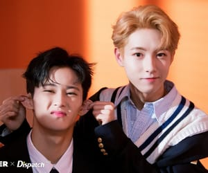 renjun, mark, and nct dream image