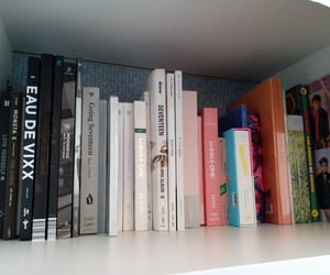 exo, bts, and kpop album collection image