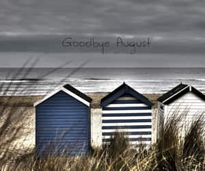August, goodbye, and memories image