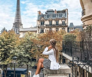 beuty, city, and girl image