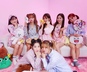 group, kpop, and oh my girl image
