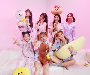 group, oh my girl, and kpop image