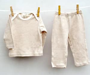 organic cotton clothing and organic baby clothes image