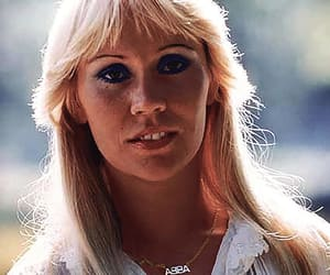 makeup and agnetha faltskog image
