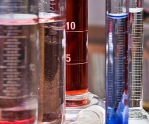 aesthetic, chemistry, and science image