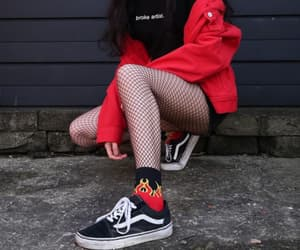 fashion, black, and tumblr image