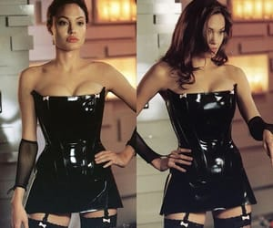 Angelina Jolie, badass, and halloween costume idea image