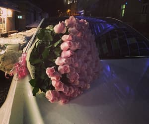 pink, romantic, and rose image
