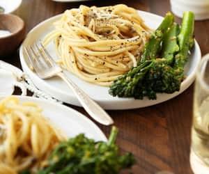 pepe, spaghetti, and cacio image