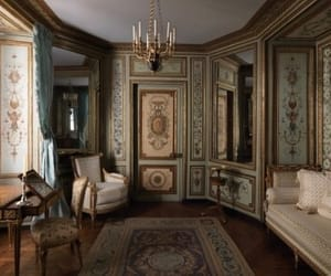interior, paris, and classicism image