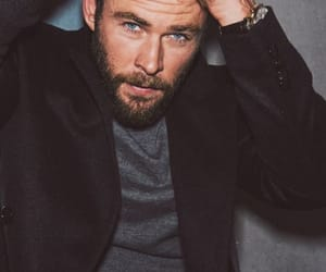 chris hemsworth, thor, and Marvel image
