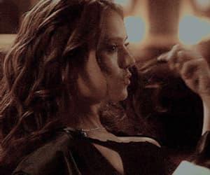 gif, the vampire diaries, and katherine petrova image