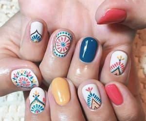 art, nail, and design image