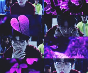 exo, purpel, and young image
