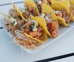 lisboa, rooftop, and sushi image