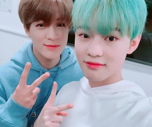 nct, chenle, and jeno image