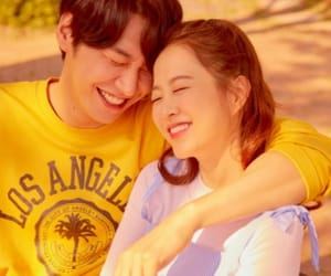 couple and park bo young image