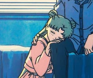 anime, sailor moon, and wallpaper image