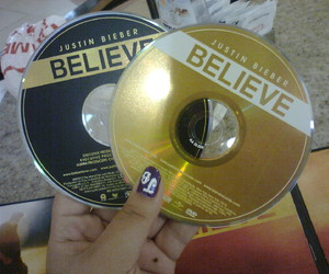 believe, cd, and deluxe image