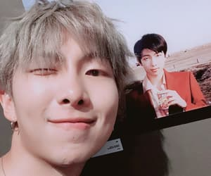 leader, rm, and bts image