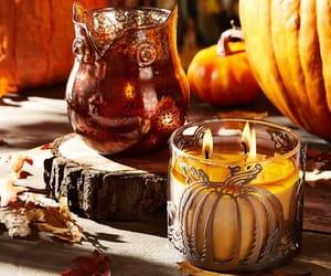 Immagine di autumn, candle, and fall