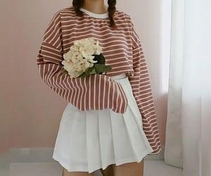 girl, fashion, and asian image