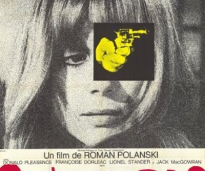catherine deneuve, film poster, and Francoise Dorleac image