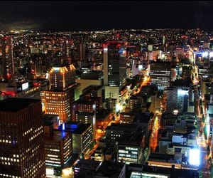 city, cityscape, and japan image