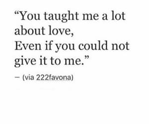 broken, disappointed, and love quotes image