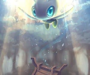 anime, cute, and celebi image