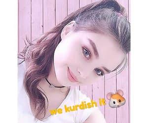 hijab, kurdistan, and kchani image