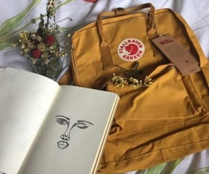 aesthetic, art, and bag image