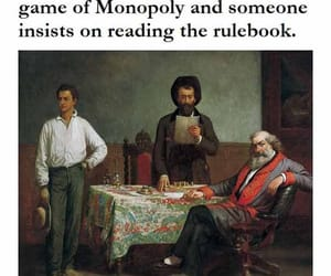 funny, monopoly, and game image