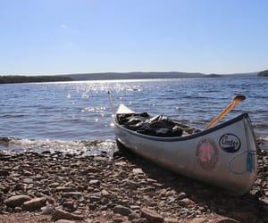 canoe, thecanoetrip, and sweden image