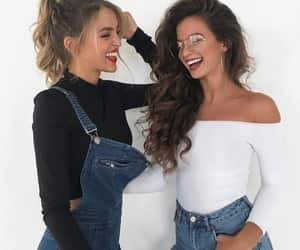 girl, best friends, and bff image