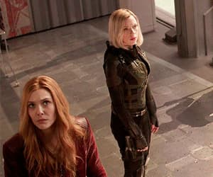 Avengers, scarlet witch, and black widow image