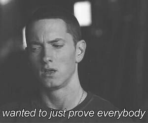 eminem, quotes, and wrong image