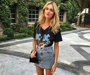 ACDC, blogger, and blonde image