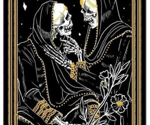 lovers, tarot, and wallpaper image