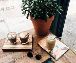 accessoires, cafe, and coffee image