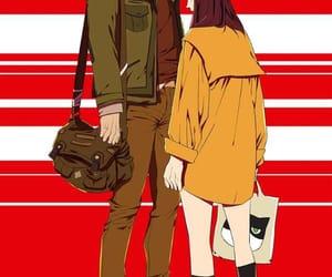 i love yoo, webtoon, and couple image