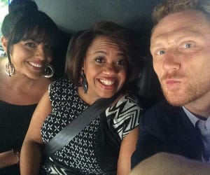 kevin mckidd, grey's anatomy, and sara ramirez image