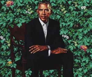 aesthetic, art, and obama image
