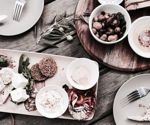 food, gossip, and vogue image