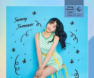 kpop, gfriend, and summer image